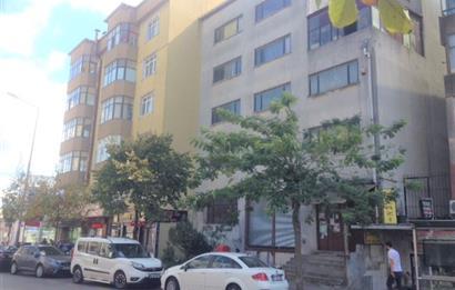 Kağıthane Hamidiye Girne Caddesi 5 Katlı Komple Satılık Bina