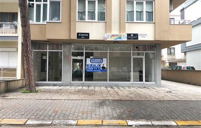 Atatürk Mah. Turgut Reis Caddesi Üzerinde Kiralık 120 m² Dükkan