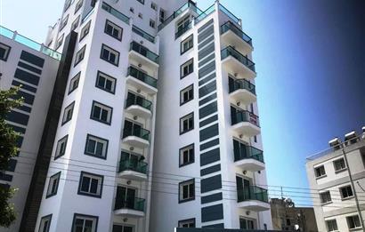 Girne Merkezde Site İçerisinde Türk Malı Satılık 1+1 Masrafsız Daire