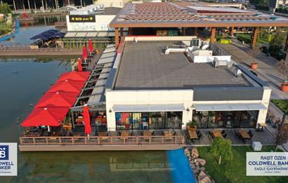 BALIKESİR'İN YAŞAM MERKEZİ HALİNE GELEN AVLU'DA DEVREN KİRALIK CAFE&RESTAURANT