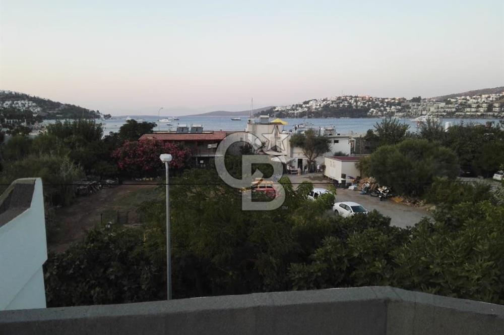 Bodrum Gündoğan'da Sahile ve Merkeze Yakın Sezonluk Kiralık Daire