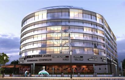 Kıbrıs Girne Merkezde Satılık Studio Residence Daireler