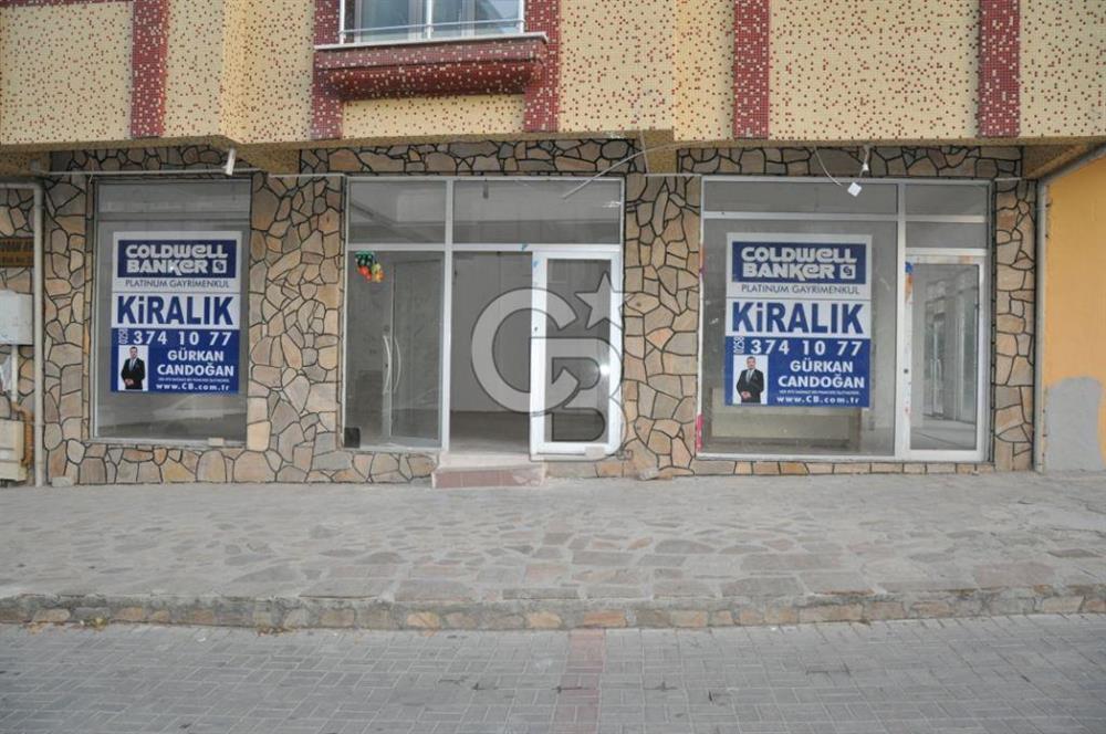 Karaman Salı Pazarı Yakını Geniş Kiralık Dükkan