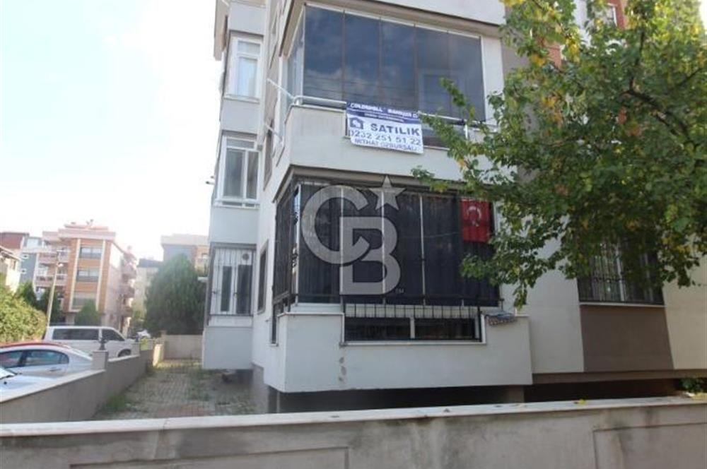 GAZİEMİR IRMAK MAH.DE 2+0  NET 70 m² D.GAZLI  SATILIK DAİRE