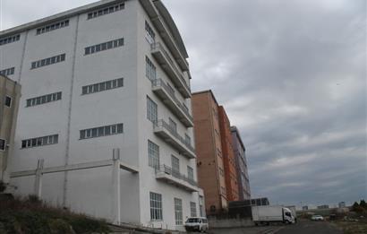 HADIMKÖY ÖMERLİ SANAYİ' DE 9.000 m² KİRALIK FABRİKA-MÜSTAKİL