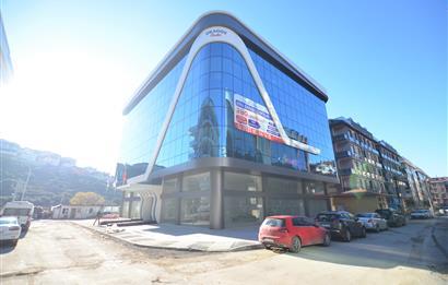 dragos center'da 520m2 depolu ön kullanımlı kiralık mağaza