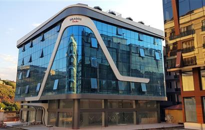 maltepe dragos center'da satılık  büro&ofis