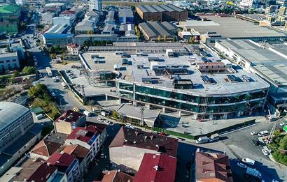 Esenyurt Aktim2 321 m² H:6 Tır Kamyon Yanaşır İşyeri
