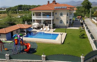 Dalaman'da Ultra Lüks Havuzlu Satılık Villa