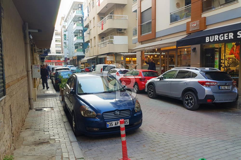 Satılık Bostanlı'da Komple Yenilenmiş 3+1 Garanti Bankası Sokağında