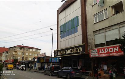 Karadeniz Cd. Üzeri Tabela Değeri Yüksek 1.300m2 Müstakil Bina