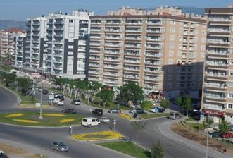 İzmirin Yeni Kent Merkezi Bayraklı