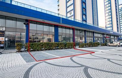 DemirLavida'da 756 m² Kiralık Mağaza- İşyeri