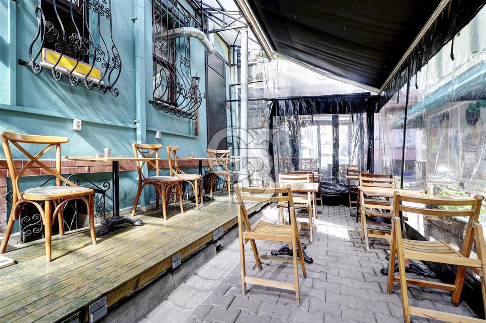 Beşiktaş Çarşıda Devren Kiralık Hostel ve Cafe