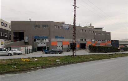 CB Turgay ÖNDEL'den Akçaburgaz Kiralık 1.950m²Fabrika Giriş Katı
