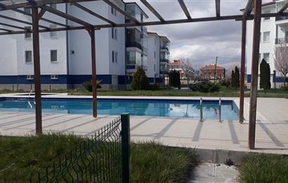 Eskişehir sivil havva alanı yanı Ova evleri sitesinde satılık daire