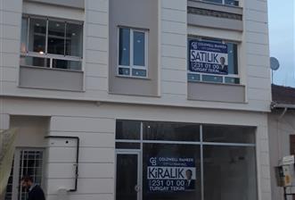 Eskişehir Batıkent Liman caddesinde 2 adet daire satılık