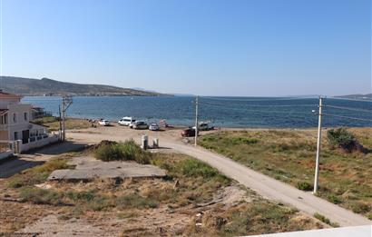 Urla Gülbahçe'de Denize Sıfır Satılık 4+1 Müstakil Villa