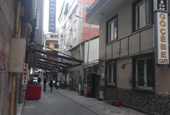 COLDWELL BANKER'DAN GAZI CADDESİNİN BİR ÜST SOKAĞINDA 4 KAT BİNA